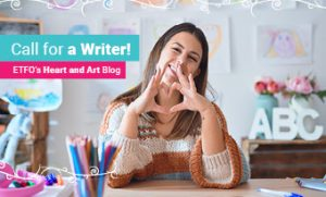 Call for a blog writer!
