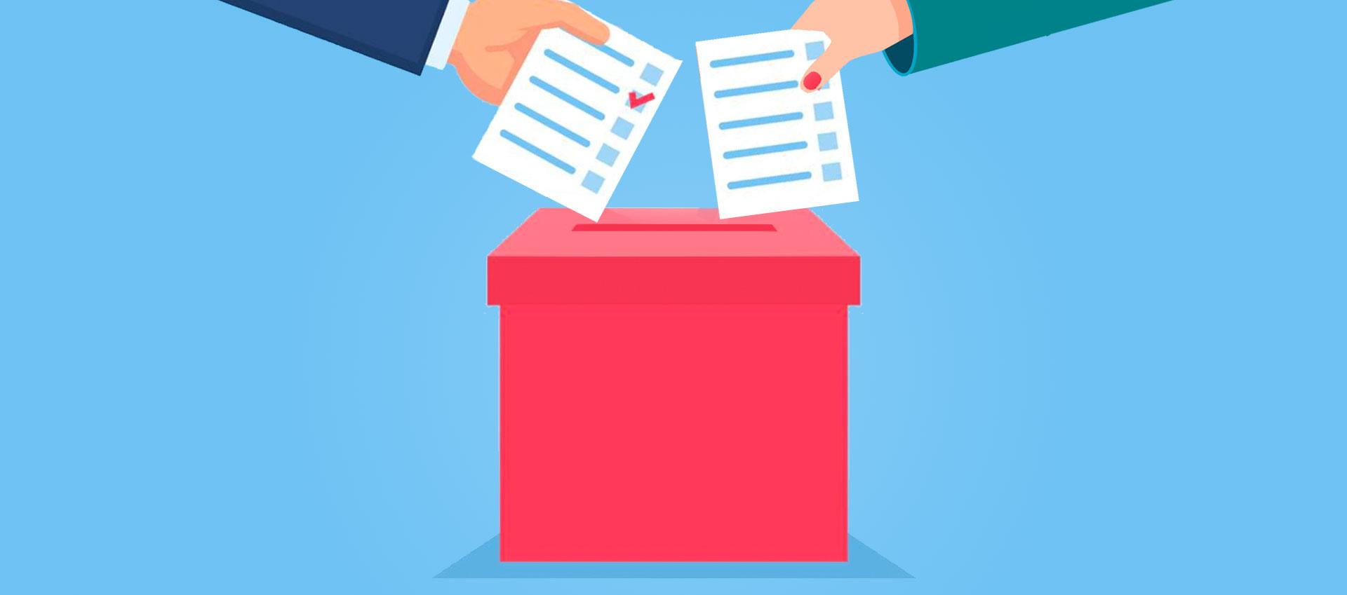 2021-23 Executive Elections
