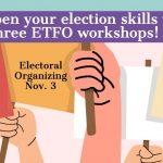 Fall Organizing Training Series